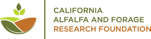 California Alfalfa and Forage Research Foundation